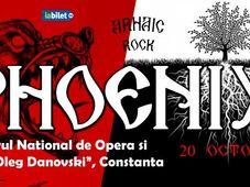 Phoenix – Arhaic Rock, concert la Constanța