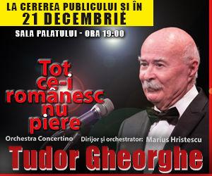 Tudor Gheorghe - Tot ce-i romanesc nu piere