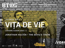 BT Live presents Vița de Vie at /FORM SPACE