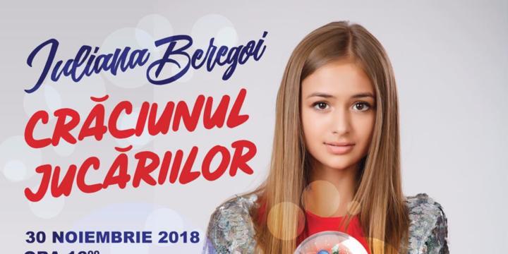 Concert Iuliana Beregoi la Sala Palatului