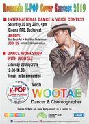 Romania K-POP Cover Contest 2019
