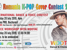 Romania K-POP Cover Contest 2019