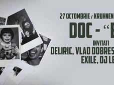 DOC - Eu (lansare de album) - Kruhnen Musik Halle