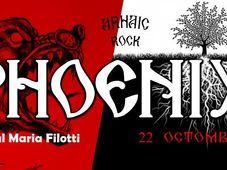 Phoenix – Arhaic Rock, concert la Brăila