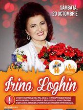 Irina Loghin în concert la Berăria H