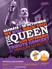 """""""We Will Rock You!"""" - The QUEEN Live Experience by Merqury Legacy [IT]"""