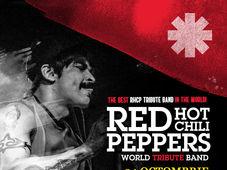Red Hot Chili Peppers World Tribute / Organi'c (Brazilia)