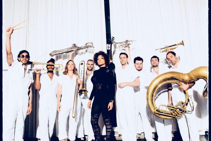 Concert Brass Against