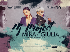Dj Project @ Club NOA