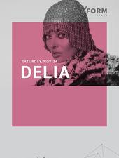 Delia at /FORM SPACE