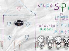 """Trupa Spam lansează piesa """"Casă de dragoste"""""""