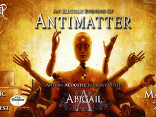Antimatter & Abigail live in Quantic
