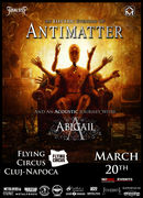 Antimatter & Abigail live in Flying Circus