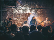 Concert Robin and the Backstabbers la Timisoara