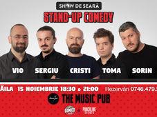 Stand-up Comedy la Braila