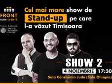Timișoara 2: Stand-up comedy cu Bordea, Micutzu & Badea