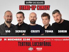 Stand-up Comedy la Iasi