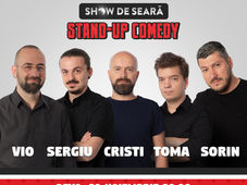 Stand-up Comedy la Deva