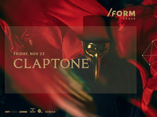 Claptone at /FORM SPACE