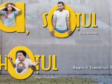 """Spectacol de teatru """"Ela, Sotul si Hotul"""" - Focsani"""