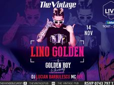 Concert Lino Golden