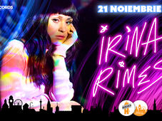 Irina Rimes   Berăria H   21 Noiembrie