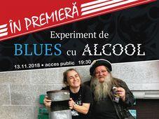 Ada Milea și Sir Blues Vali Răcilă / BLUES cu Alcool