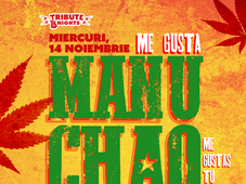 Me gusta MANU CHAO - Tribute Show by Clandestino [Italia]