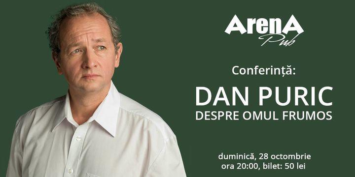 Dan Puric-Despre omul frumos