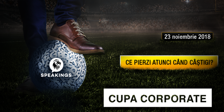 SPEAKINGS – Cupa Corporate