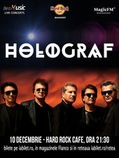 Holograf - special exclusive show
