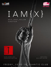 IAMX - Mile Deep Hollow
