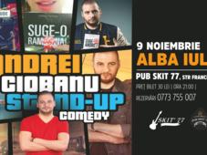 Andrei Ciobanu - Stand-up Comedy