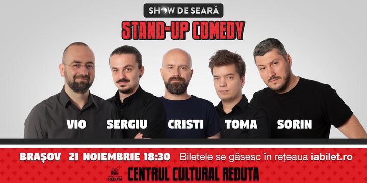 Stand-up Comedy la Brasov