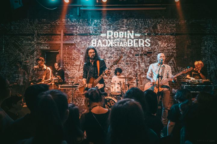 Robin And The Backstabbers / Expirat / 26.12