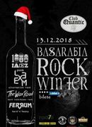 Basarabia Rock Winter