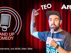 SHOW de STAND-up COMEDY cu TEO