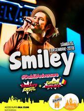 Smiley în concert la Berăria H // #DublăAniversare