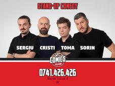 Stand-up Comedy cu Sergiu, Cristi, Toma si Sorin
