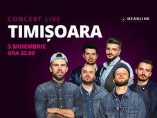 Timișoara: Freestay - Concert LIVE