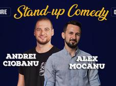 Stand-up Comedy cu Andrei Ciobanu si Alex Mocanu