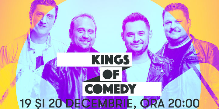 Kings of Comedy: Bobonete, Dita, Rait si Vancica
