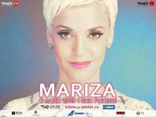 MARIZA in concert la Bucuresti
