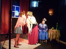 Teatrul Coquette: Poveste de Craciun