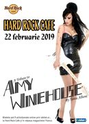Amy Winehouse la Hard Rock Cafe
