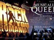 MAREA PREMIERA: Musicalul Queen: We Will Rock You