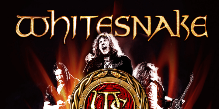 Whitesnake - The Flesh & Blood World Tour
