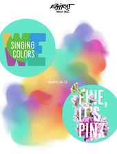 We Singing Colors / Fine, It's Pink / Expirat / 04.12