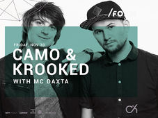 Camo & Krooked at /FORM SPACE