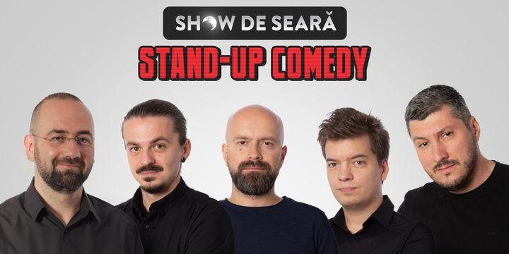 Stand-up Comedy la Timisoara